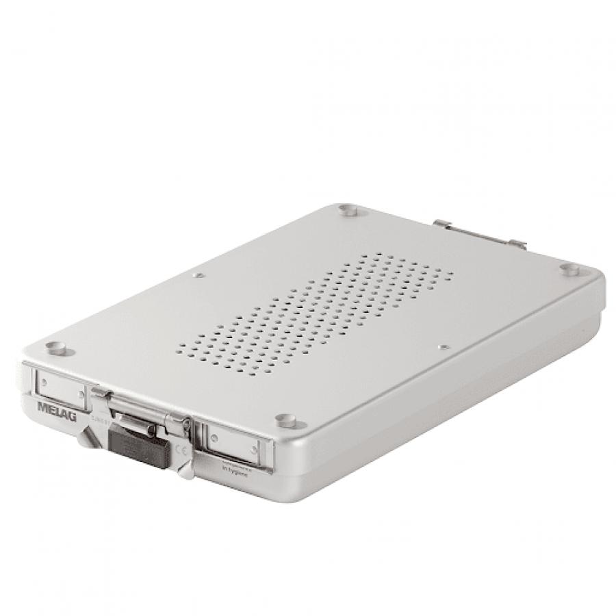 Sterilization cassette MELAstore-Box 100