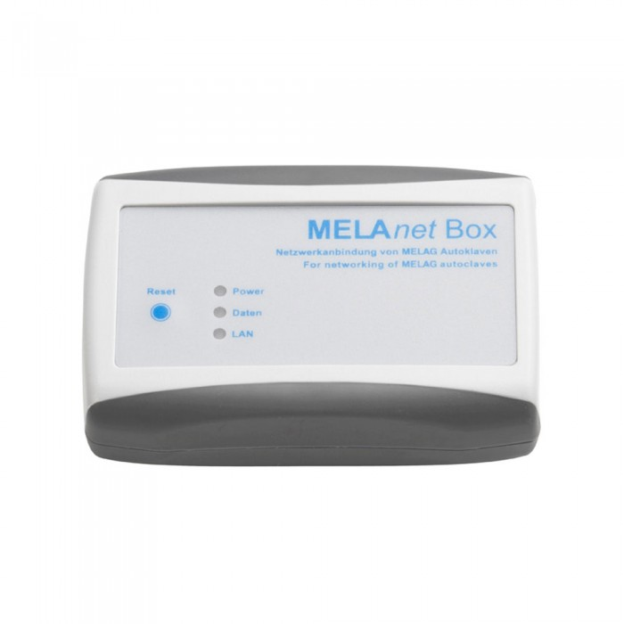 MELAnet Box Batch documentation Melag