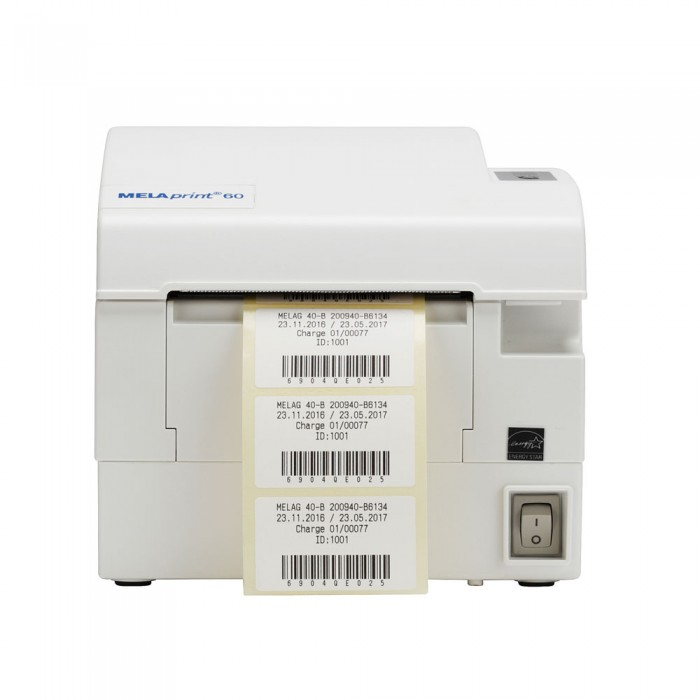 MELAprint 60 Label printer Melag