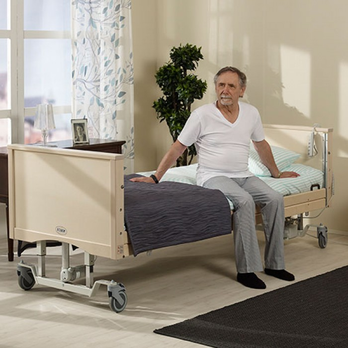 Modux Folding Care Bed  Lojer