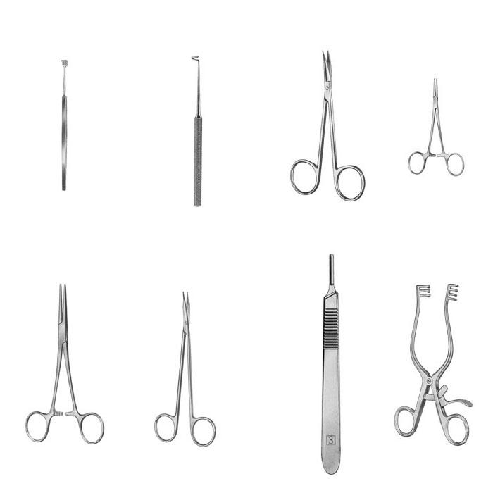 Набор для пластической хирургии NOPA