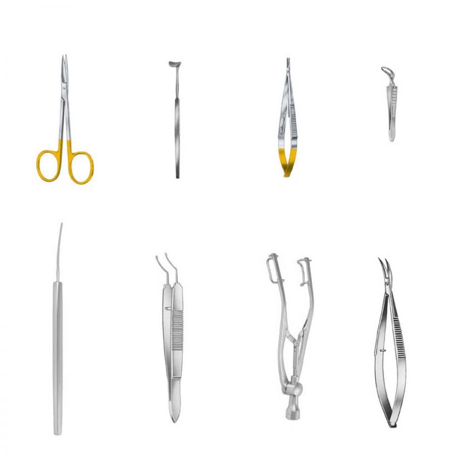 Базовый набор для хирургии глаза NOPA