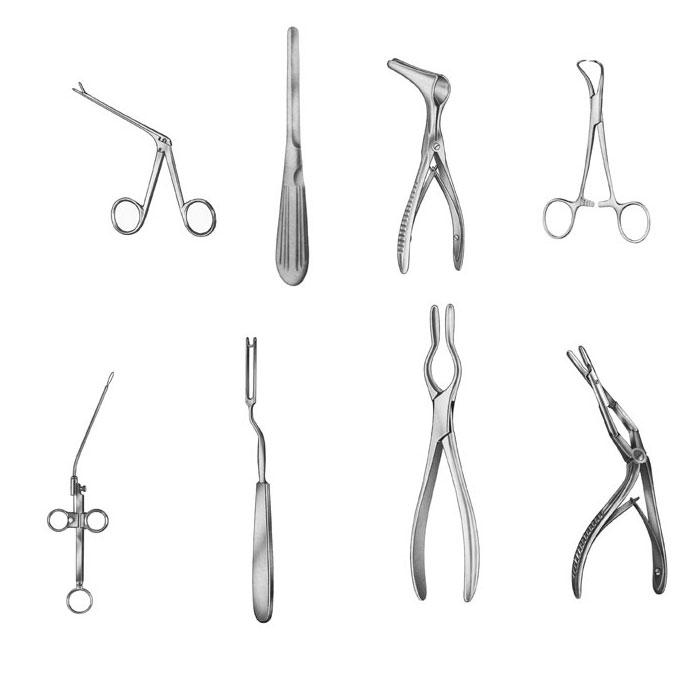Лор хирургический набор NOPA