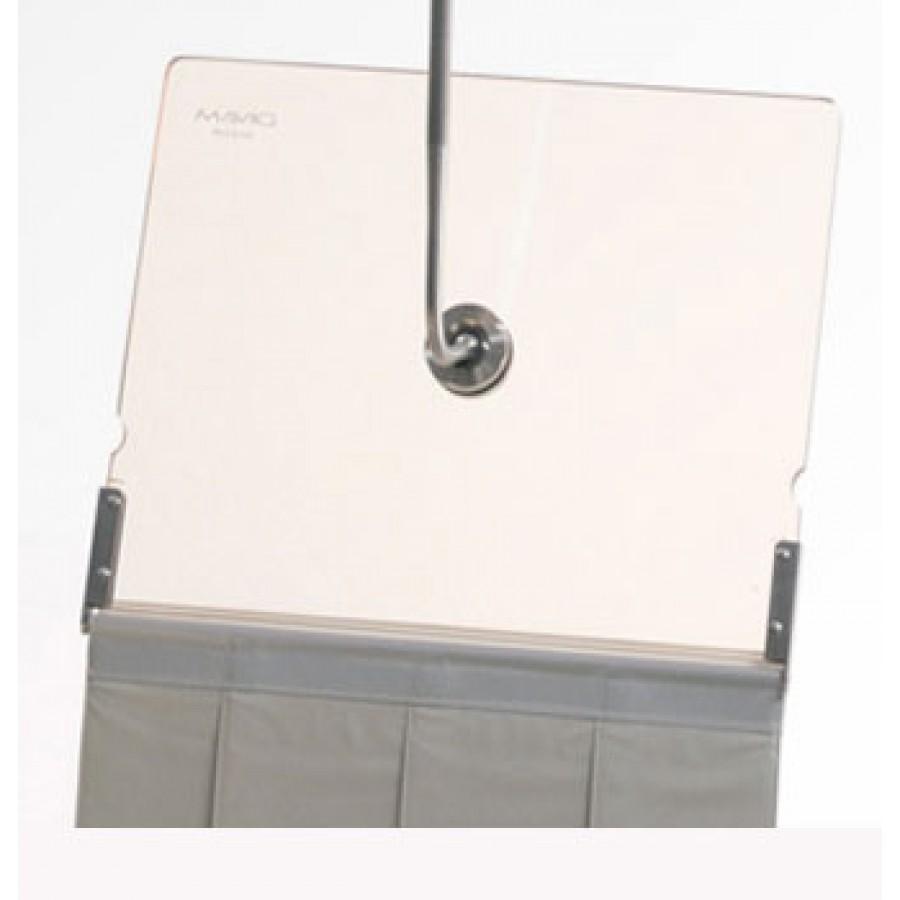 OT50011 прозорий акриловий рентген захисний екран Mavig