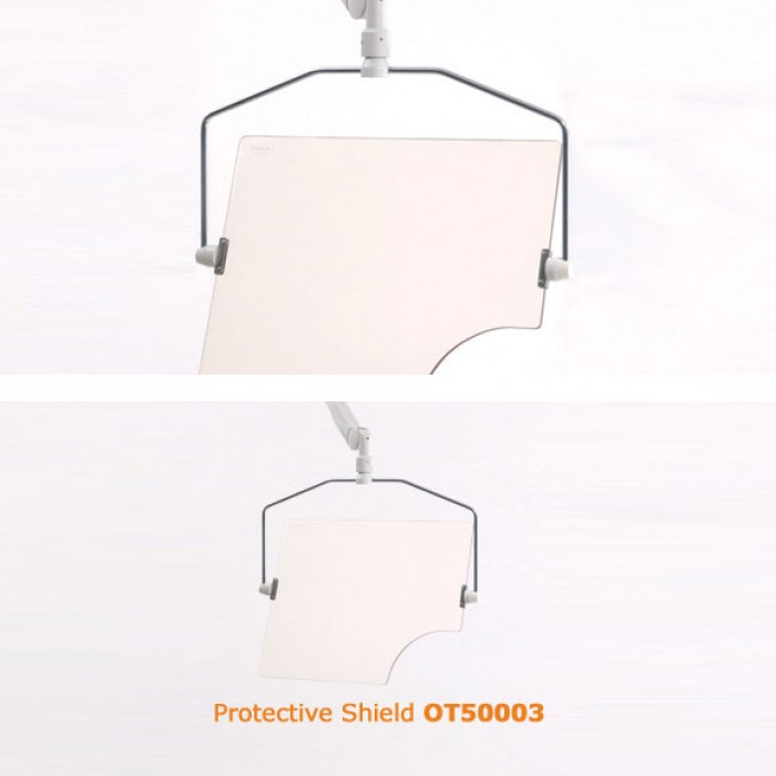 OT50003 Lead Acrylic Shield Mavig