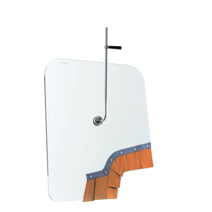 OT54001 прозорі акрилові рентгенівські захисні екрани Mavig