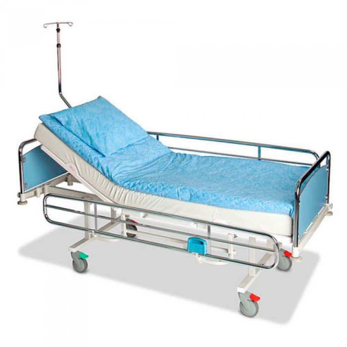 Salli F Fixed Height Hospital Bed Lojer