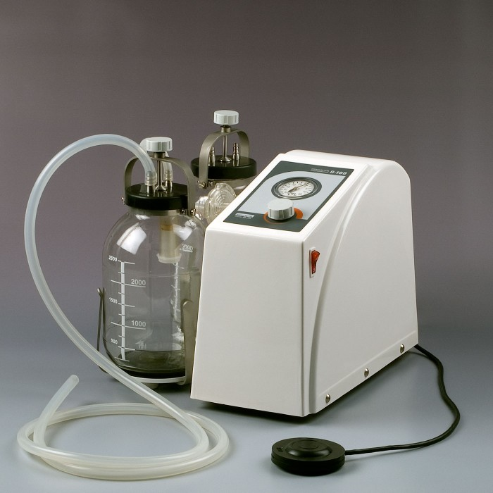 V – 100 Medical Suction Unit VISMA-PLANAR