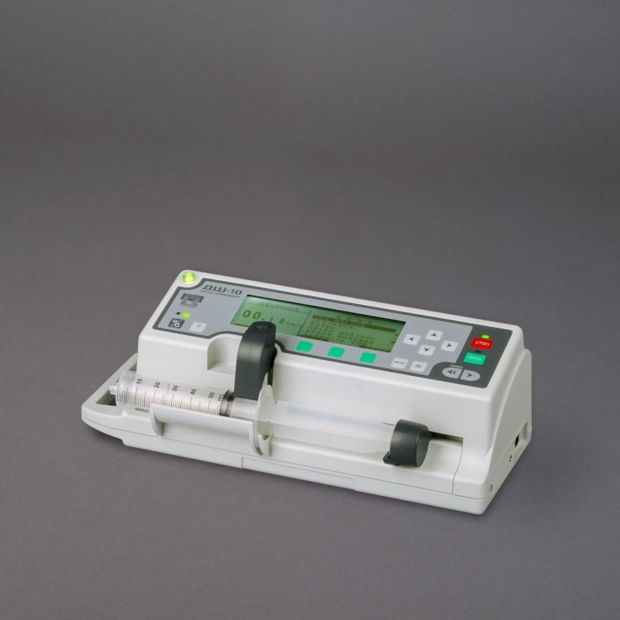 DS – 10 Syringe Pump VISMA-PLANAR