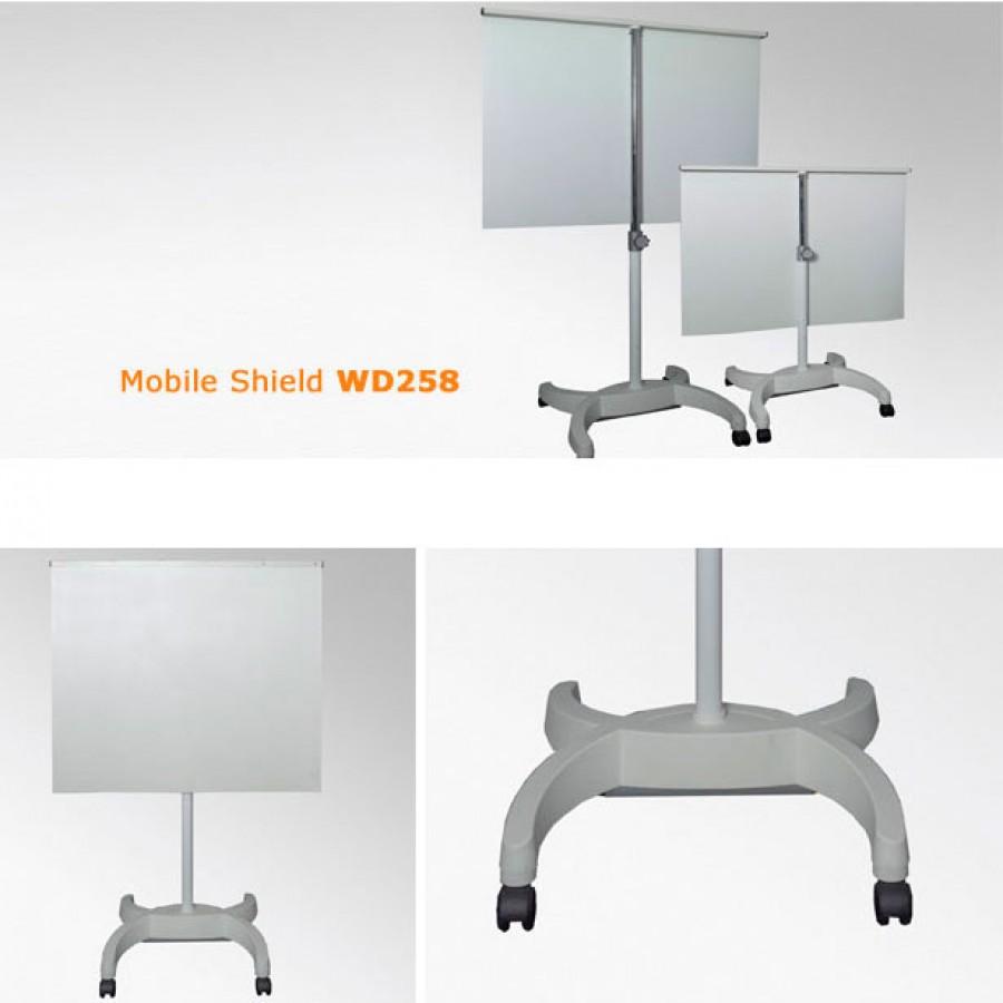 WD258 мобільна рентген захисна ширма Mavig